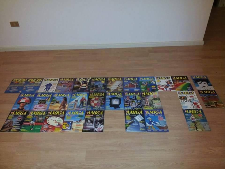copertine riviste retro