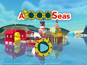 A1000Seas, disponibile l'avventura mobile rivolta ai più piccolini