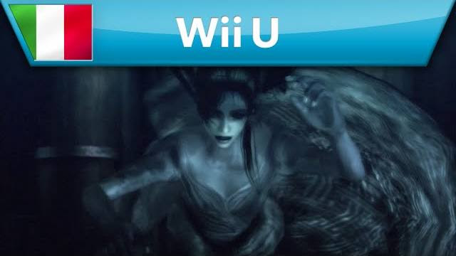 project zero maiden of black water trailer wii u