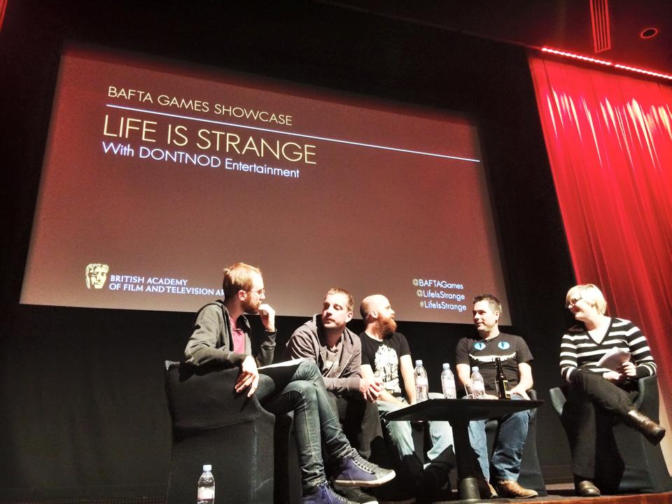 Dontnod su Life is Strange per il Bafta Showcase