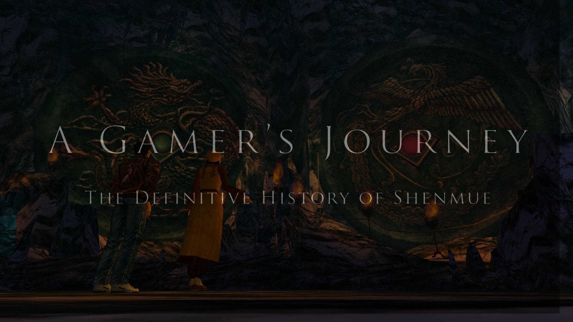 A Gamer's Journey The Definitive History of Shenmue