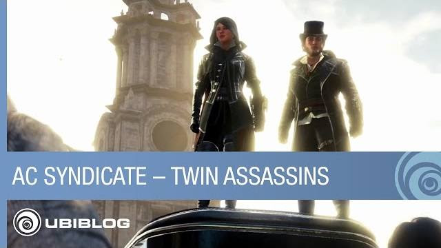 AC Syndicate Twin Assassins