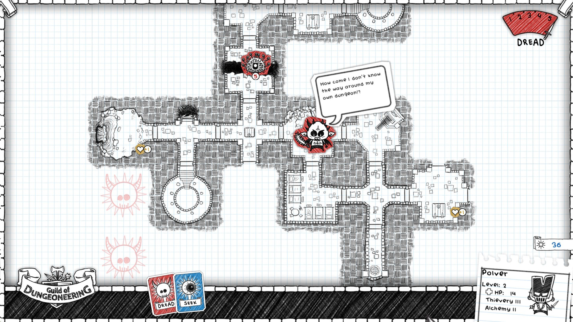Guild Of Dungeoneering 6