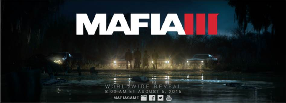 Mafia III annuncio