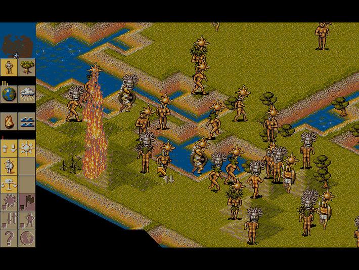 Populous 2 è tra i giochi in offerta su GOG