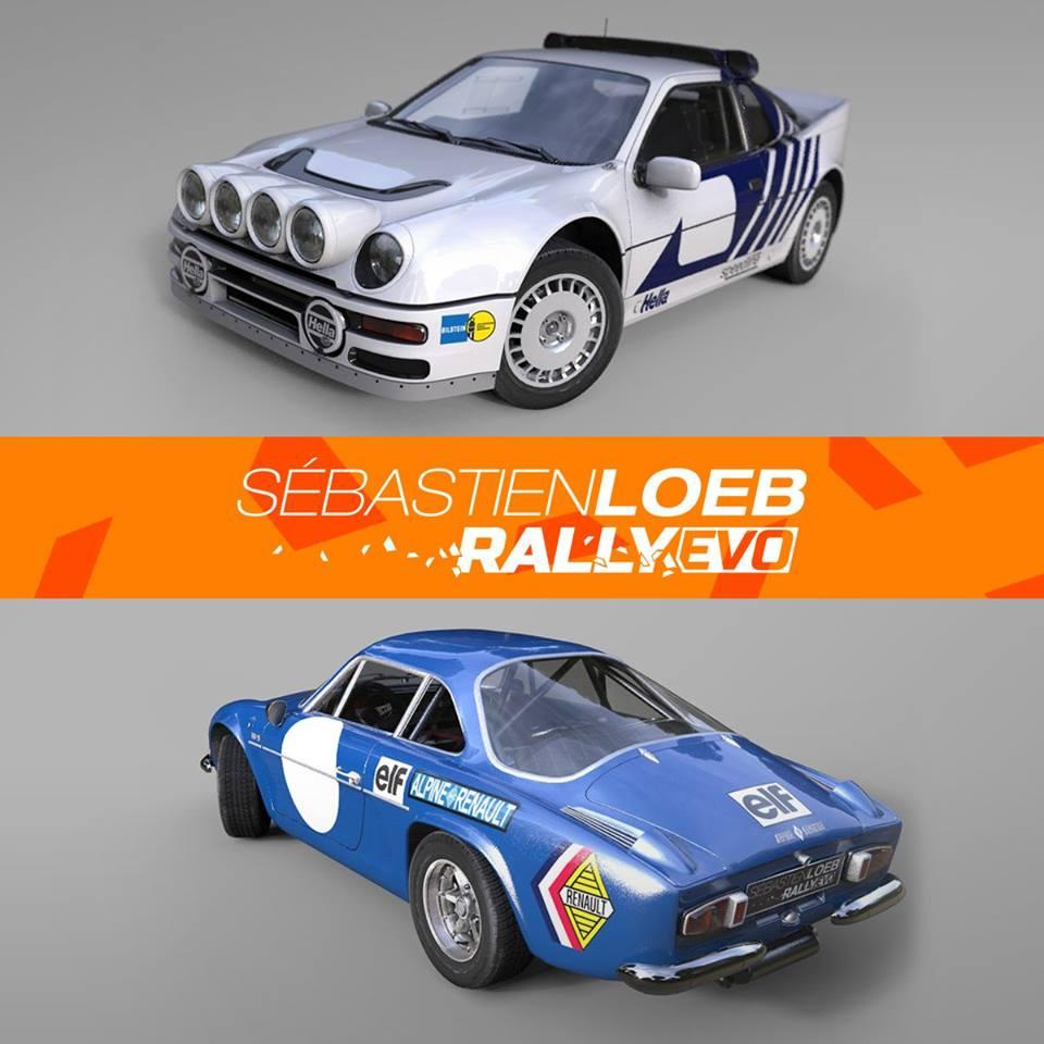 Sébastien Loeb Rally Evo 130715