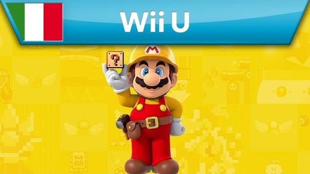 Super mario maker trailer storia