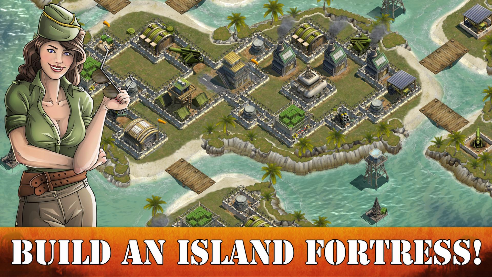 battle island