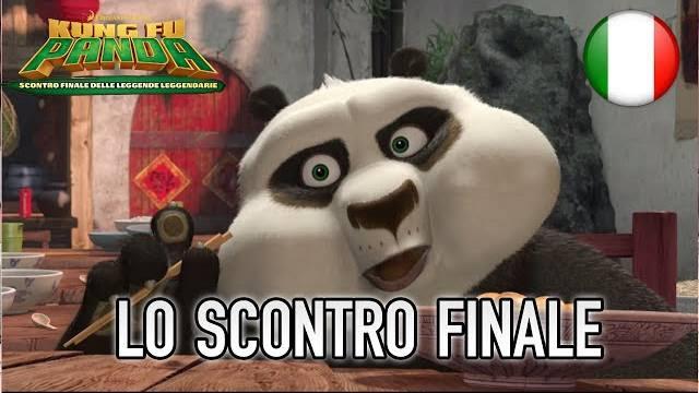 kung fu panda scontro finale delle leggende leggendarie