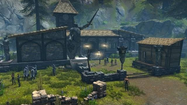 neverwinter trailer per strongholds