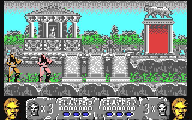 Altered Beast C64