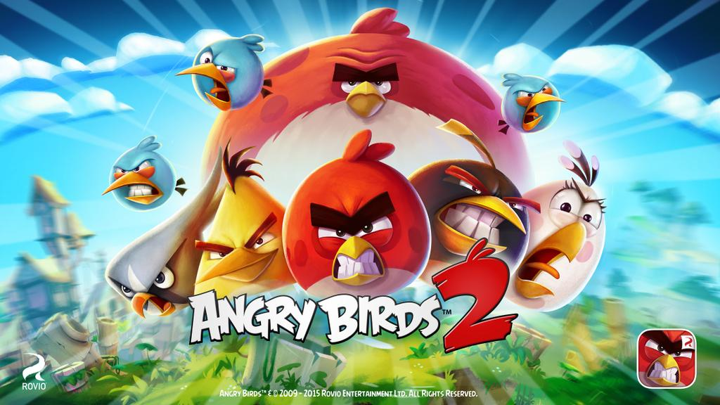Angry Birds 2 010815