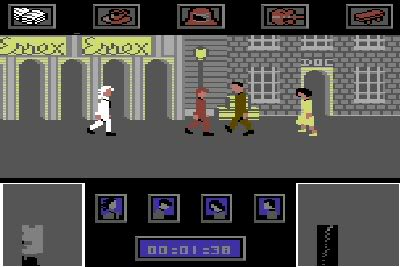 Back to the future C64