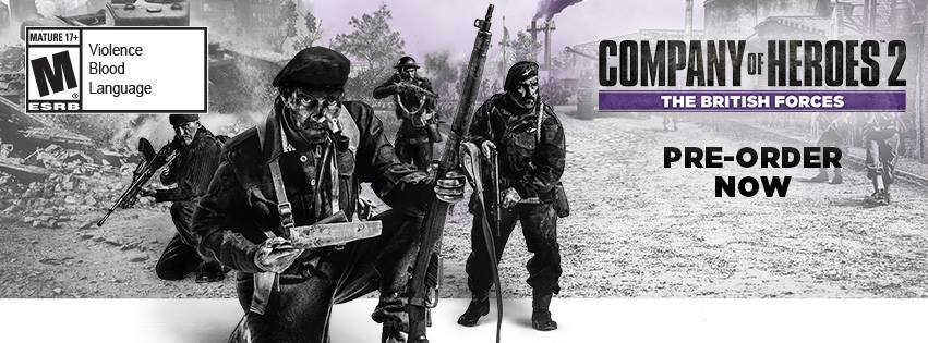 Company of Heroes 2 pre order