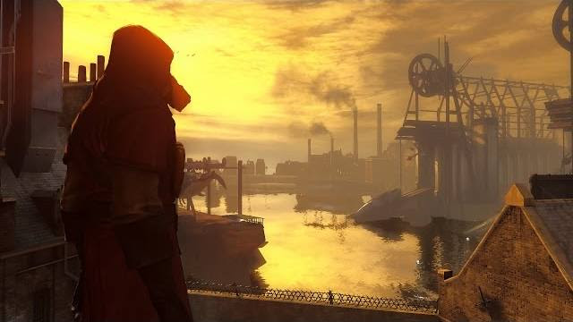 Dishonored definitive edition trailer di lancio