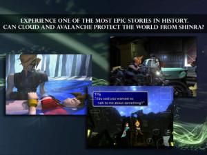 Final Fantasy VII approda su iOS