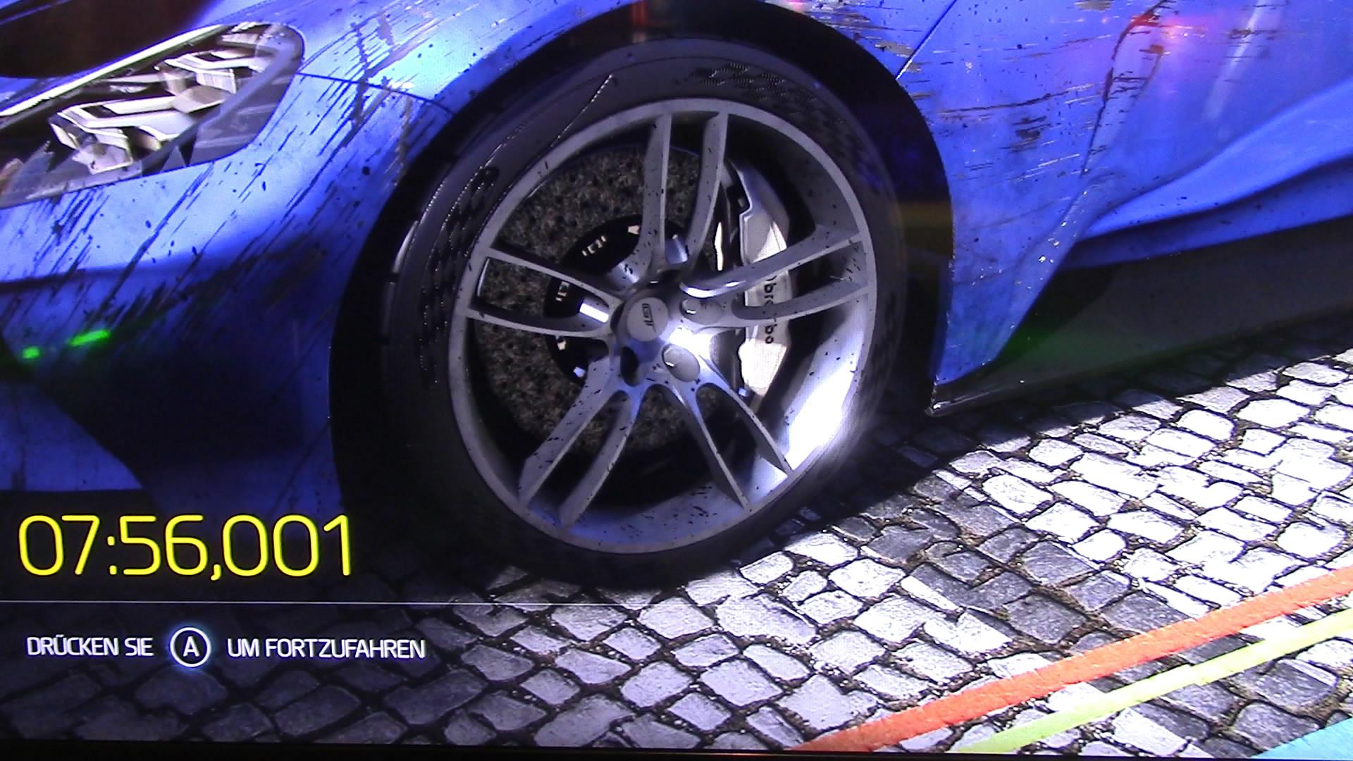 Forza Motorsport 6 sistema danni 0908 3
