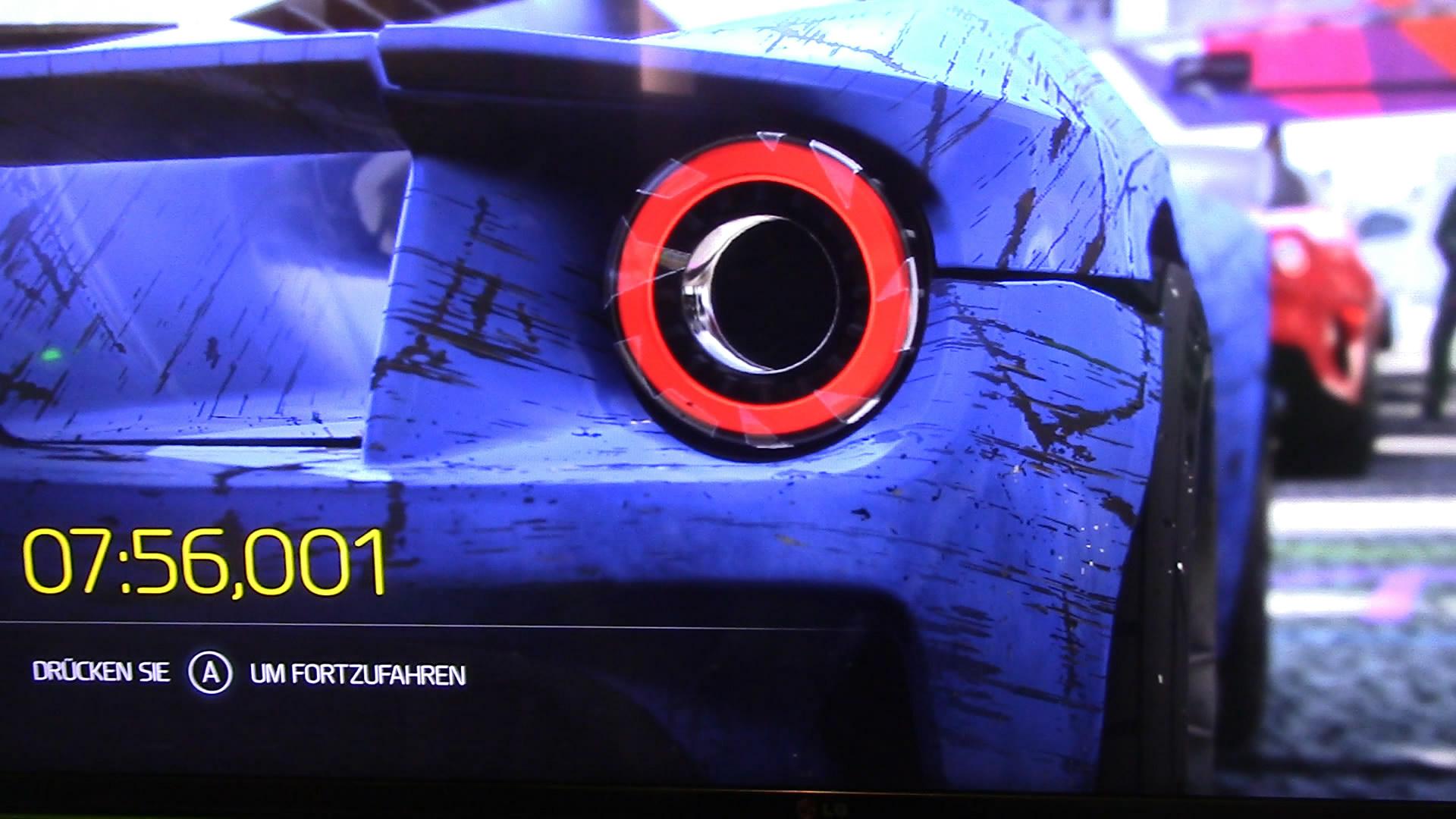 Forza Motorsport 6 sistema danni 0908 4