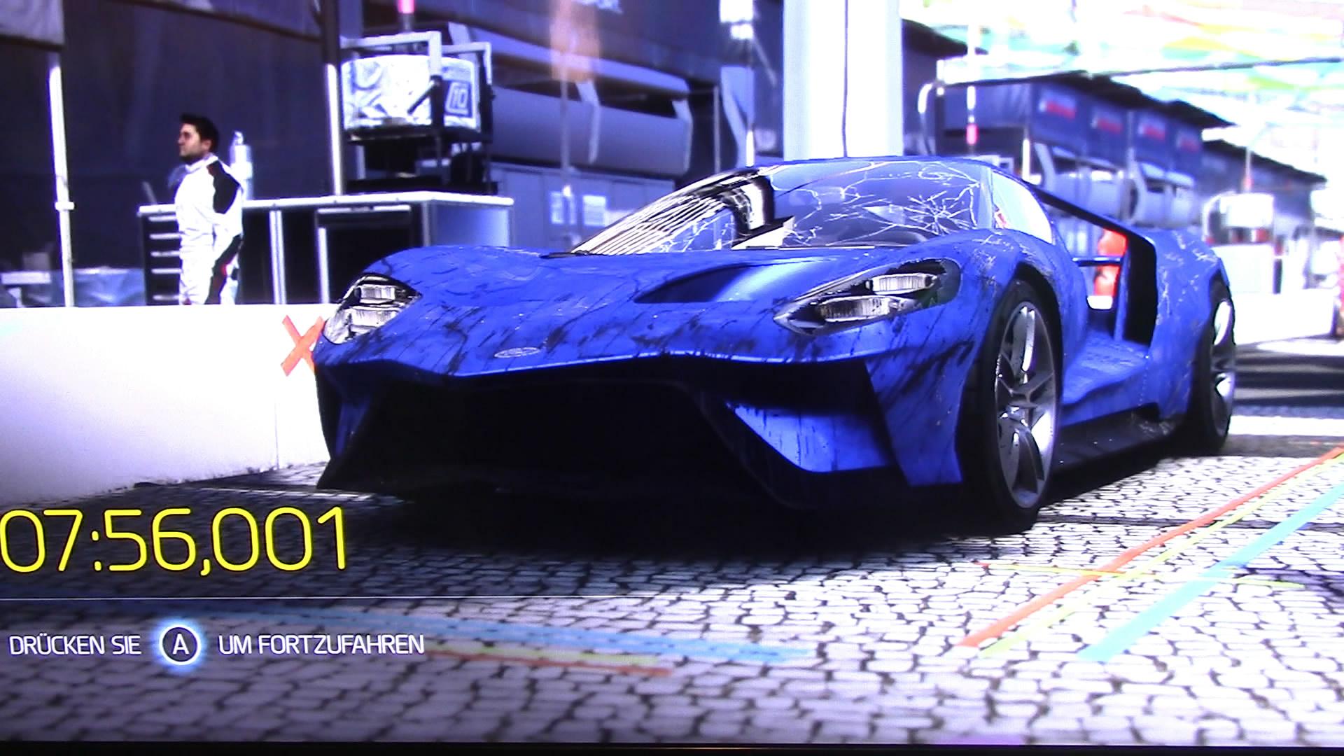 Forza Motorsport 6 sistema danni 0908 5