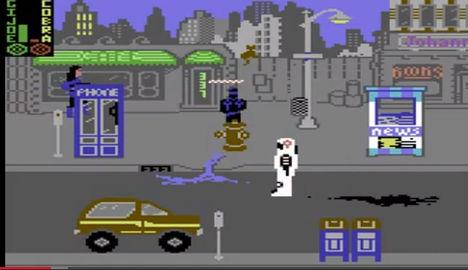 G.I. Joe EPYX – 1985