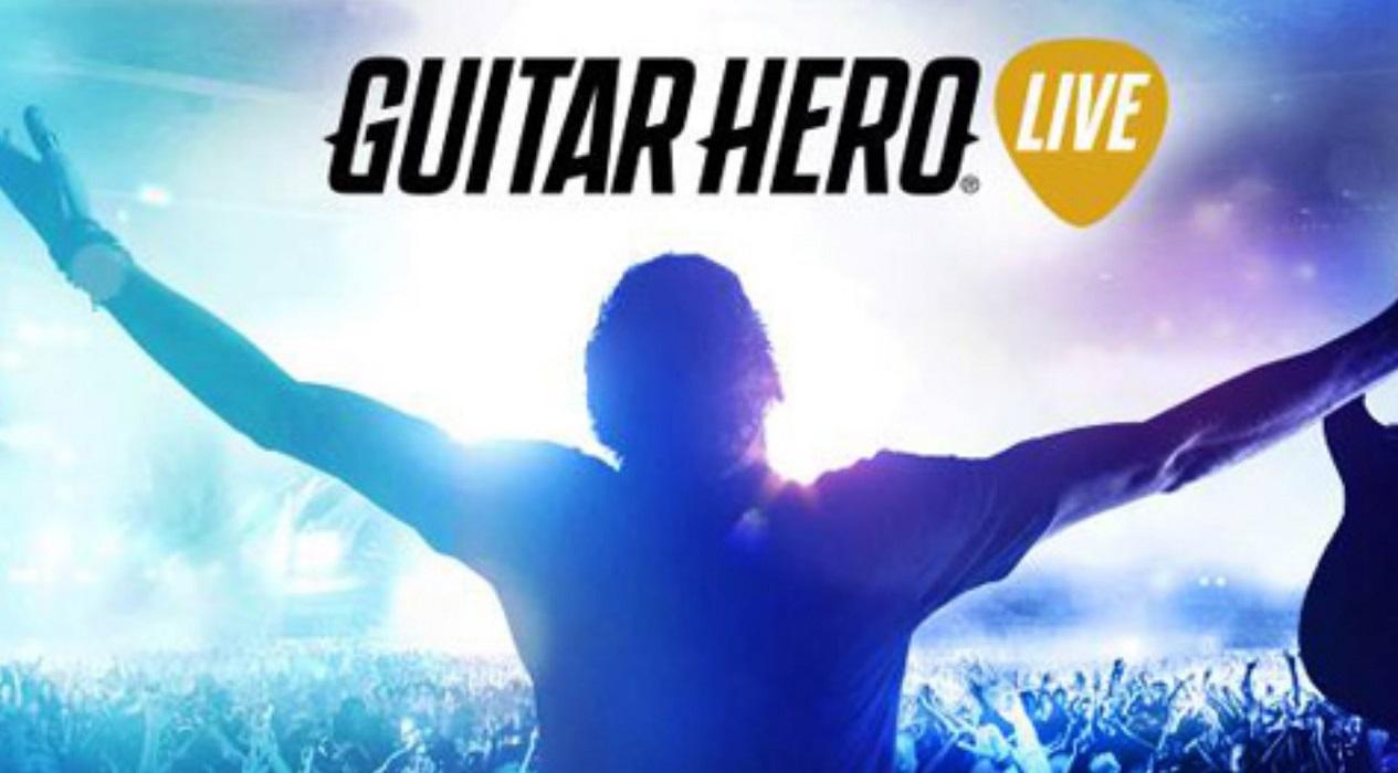 Guitar Hero Live a
