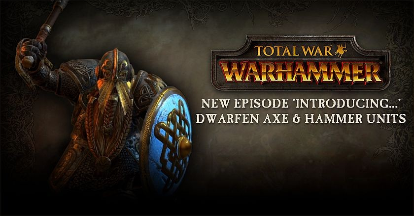 Introducing Dwarfen Axe & Hammer Units