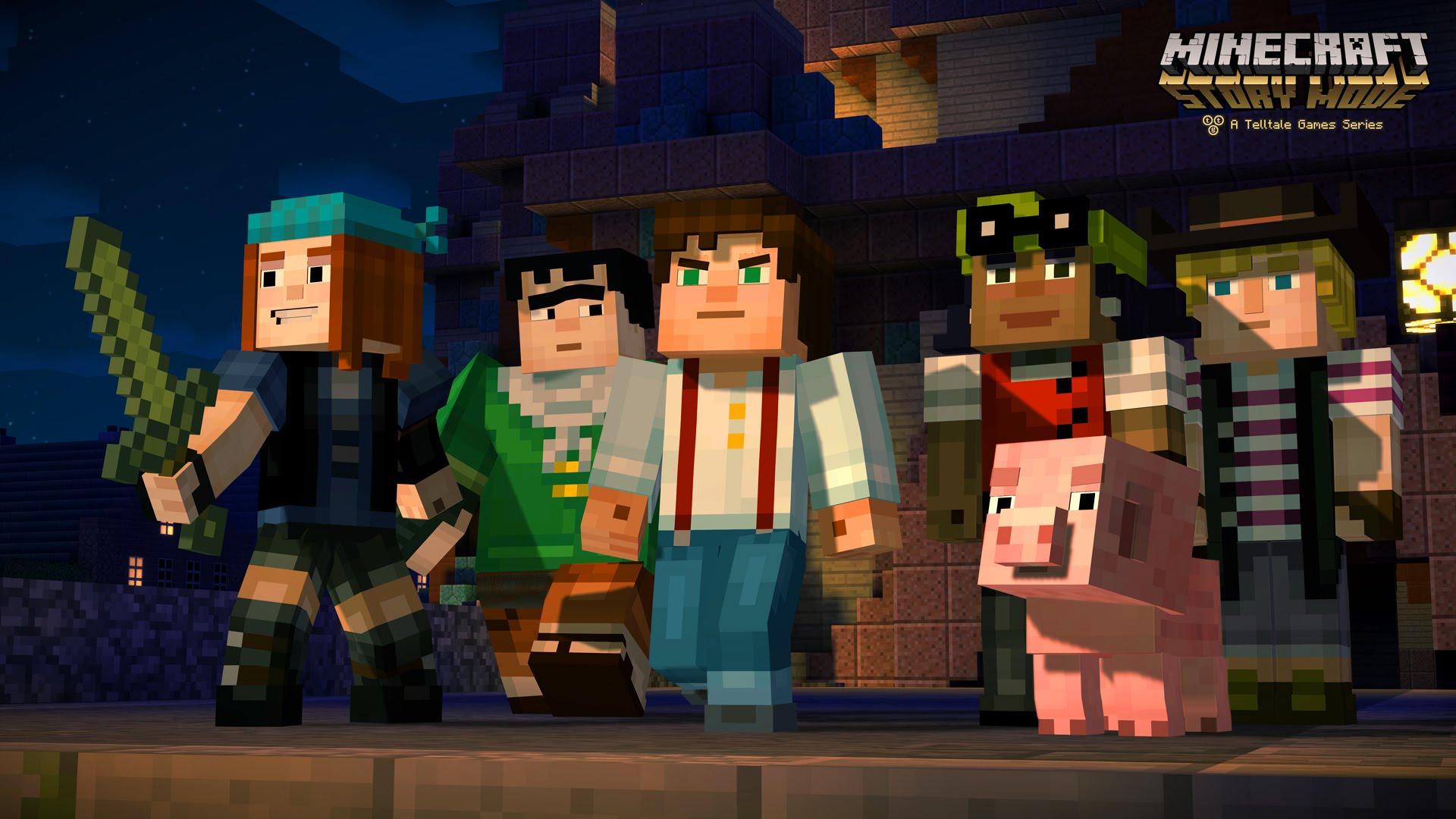 Minecraft-Story-Mode-