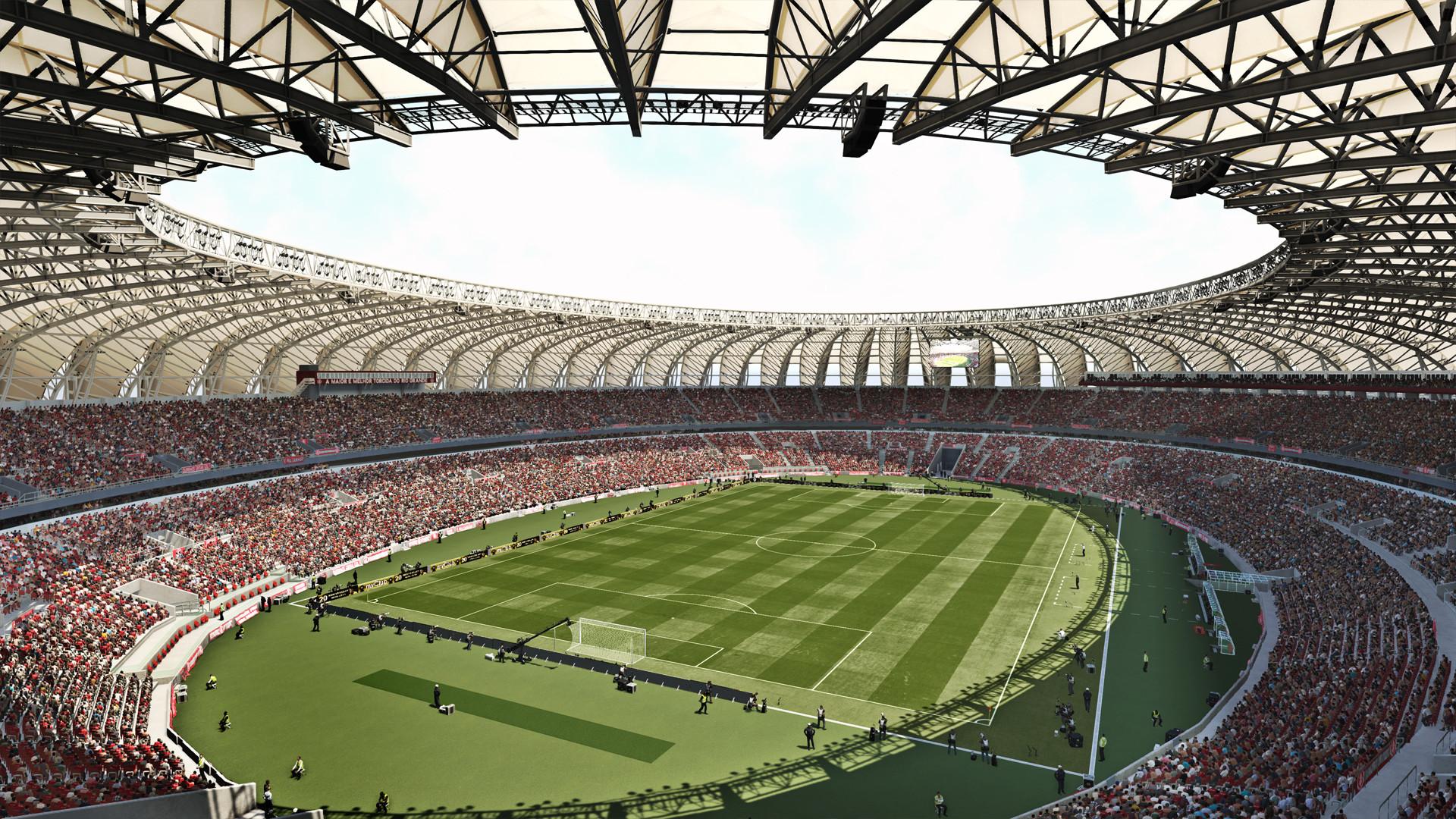 PES 2016 stadio