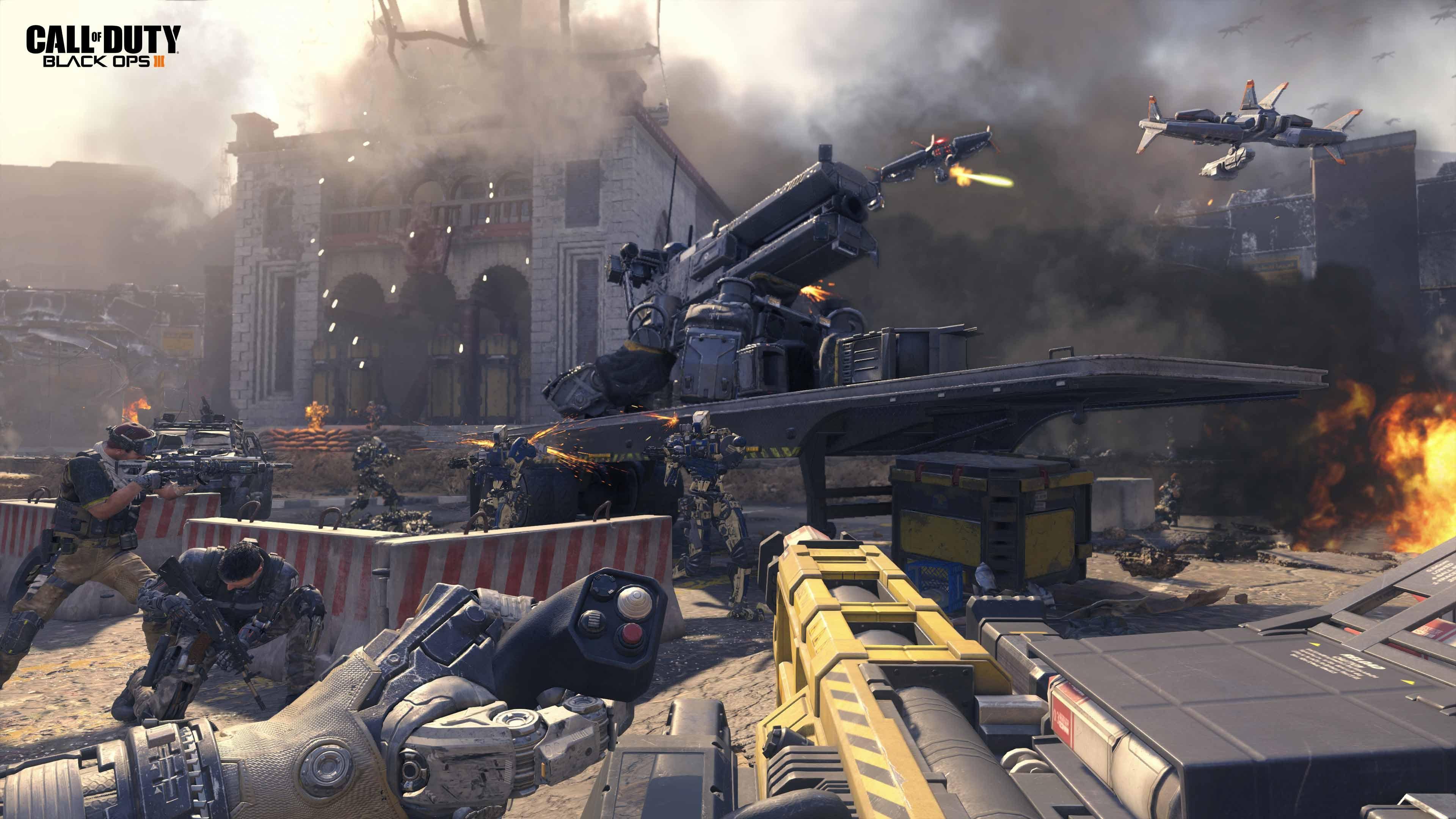 Street-Battle cod black ops III