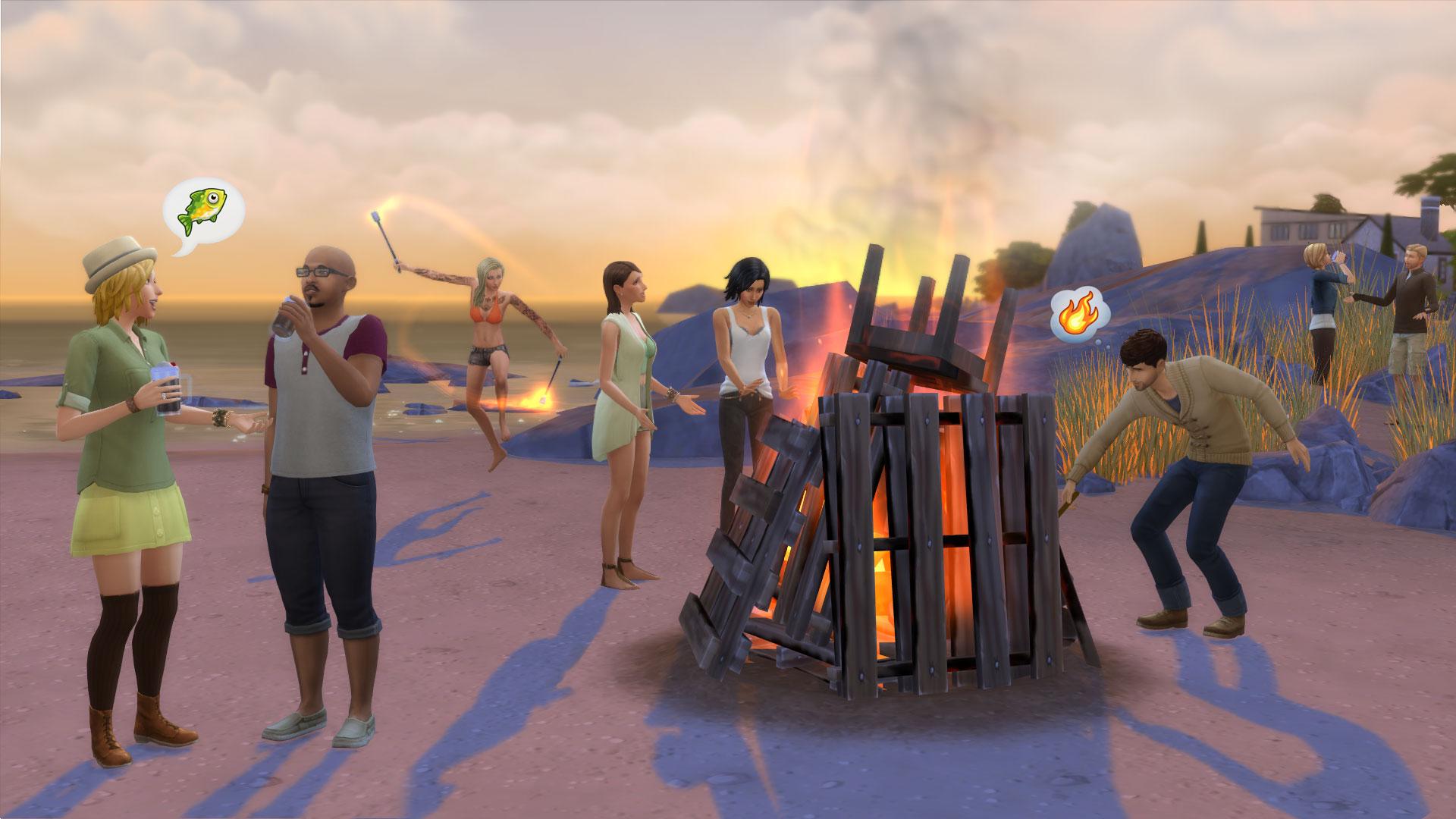 The Sims 4 Usciamo Insieme 0508 c