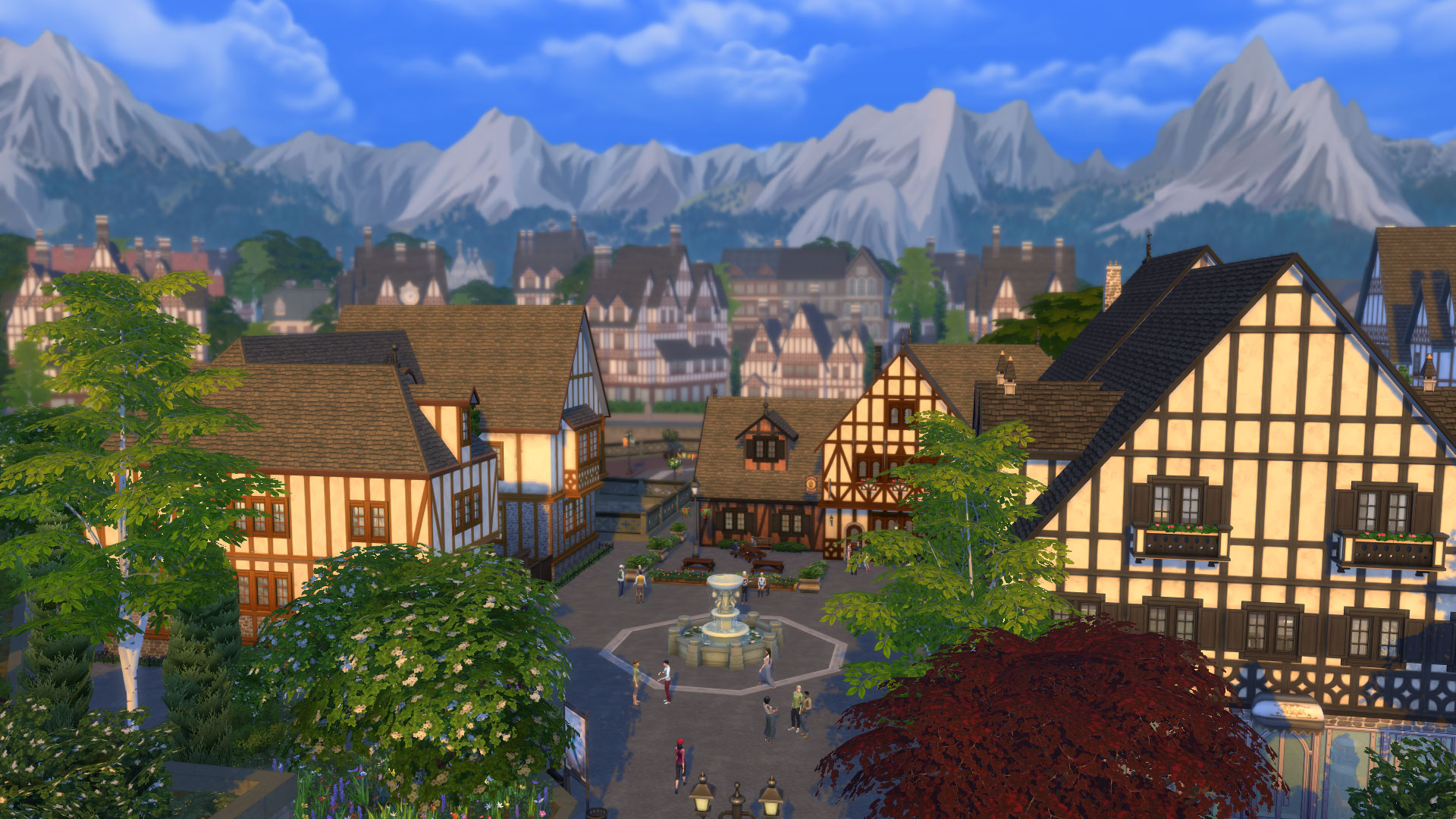 The Sims 4 Usciamo Insieme 0508