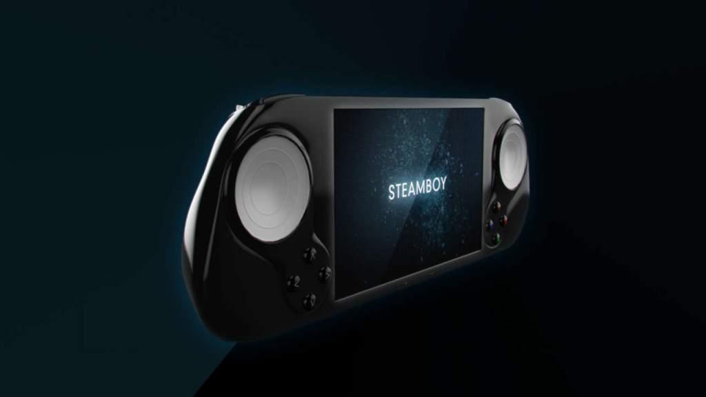 console portatile steam