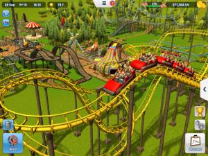 RollerCoaster Tycoon 3 approda su iOS