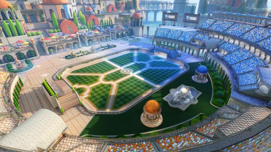 rocket league utopia coliseum