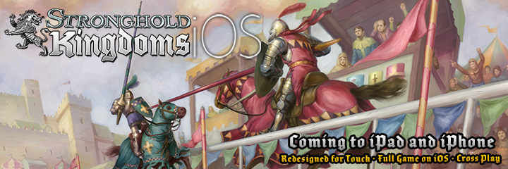 stronghold Kingdoms iOS