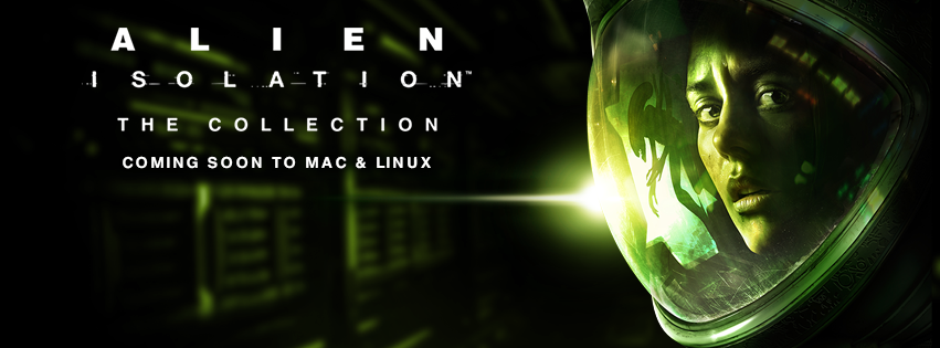 Alien Isolation Mac e LInux