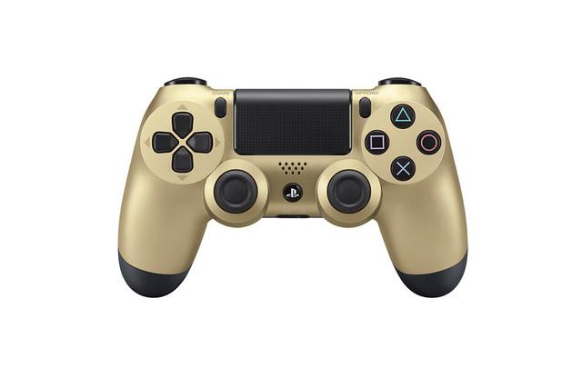 DualShockers4 gold