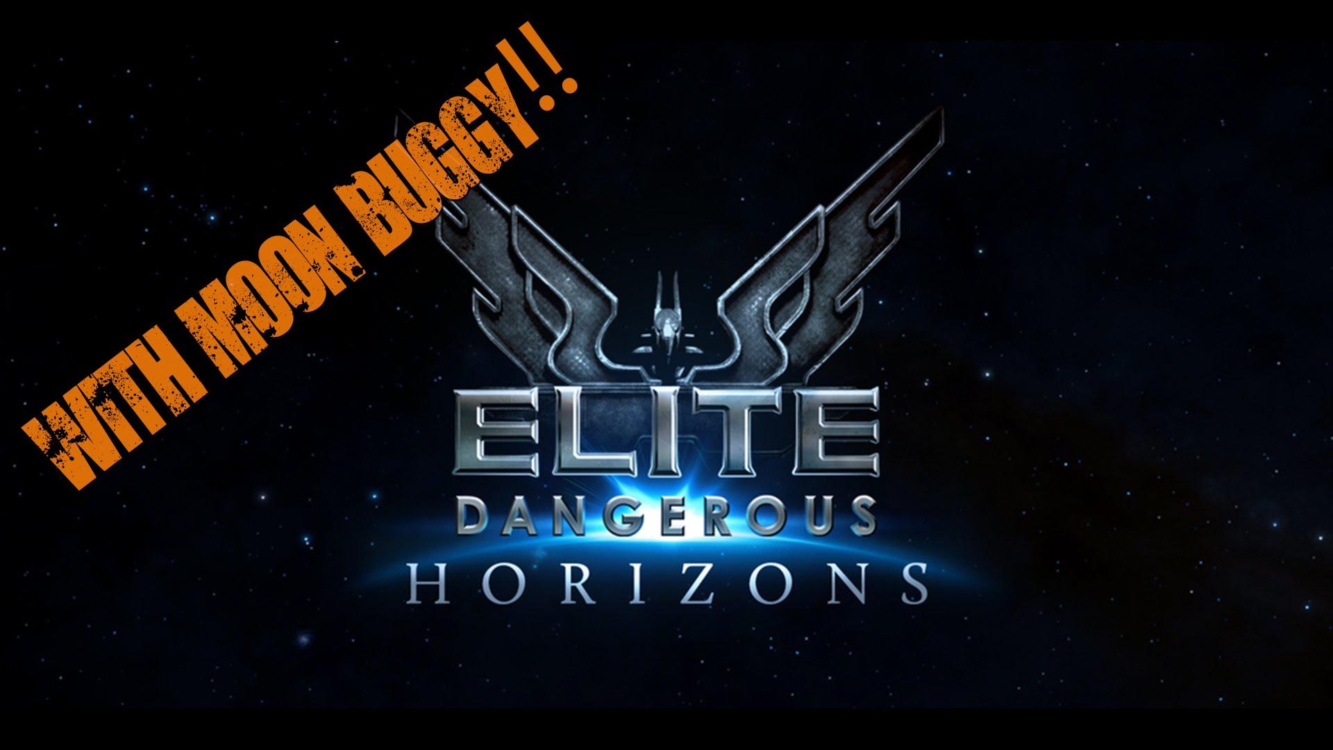 Elite Dangerous Horizons