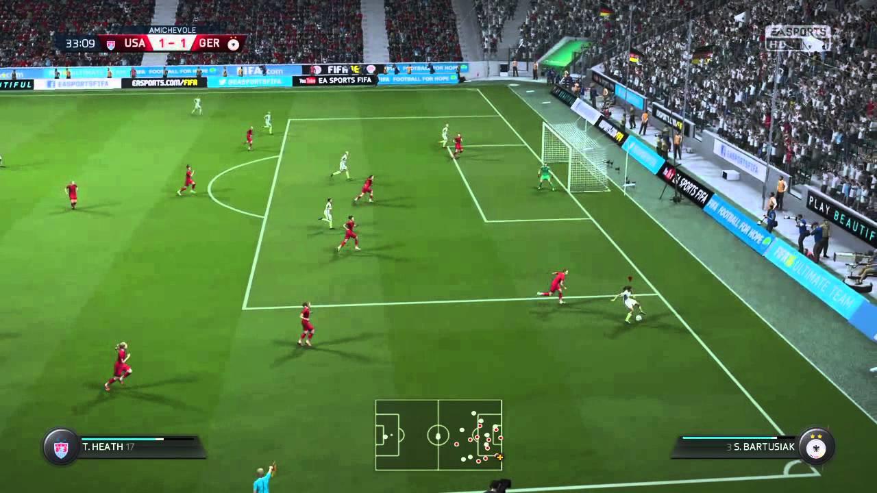 FIFA 16 Demo 100915