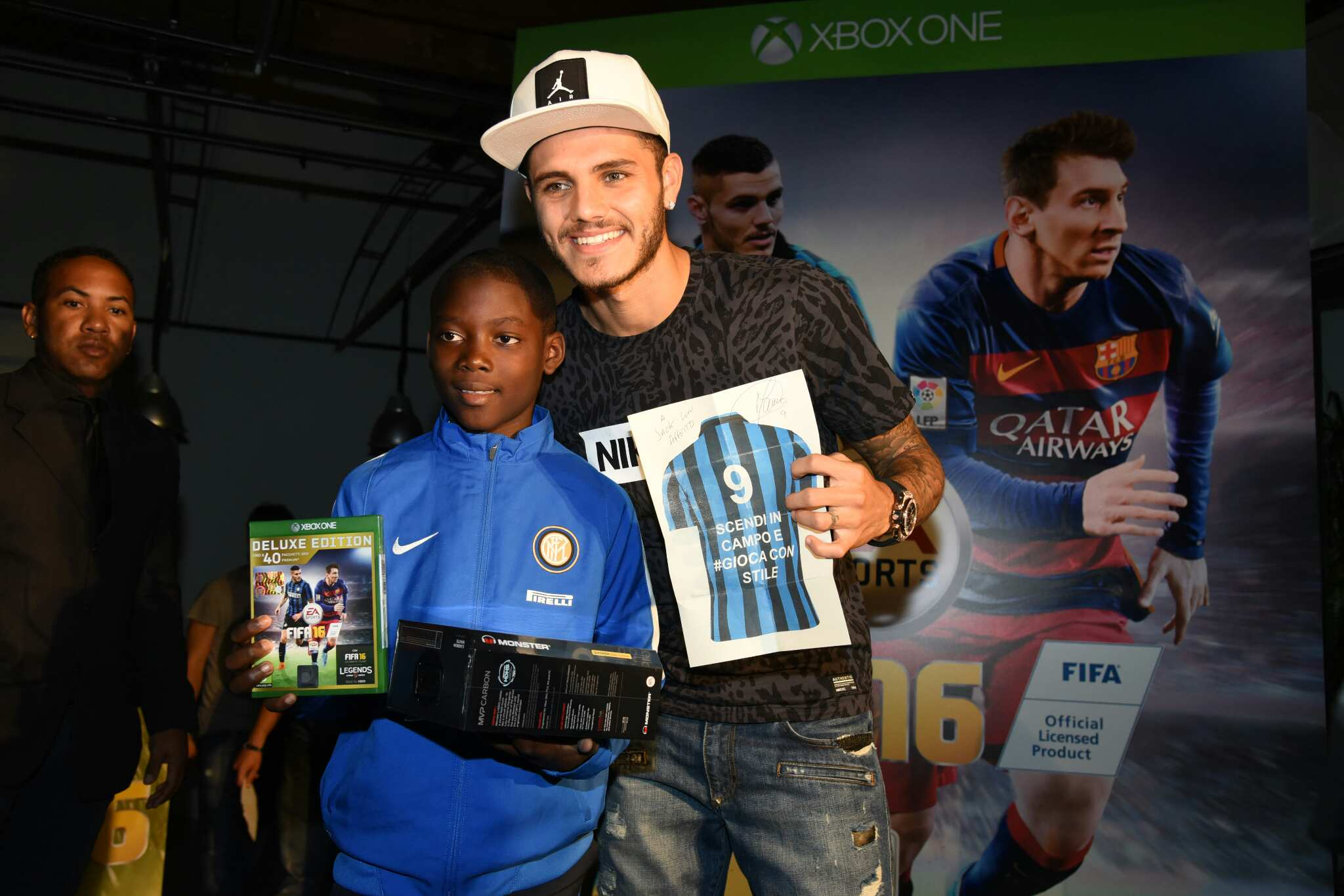FIFA16 Mauro Icardi