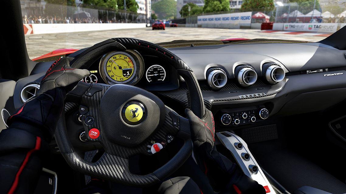 Forza Motorsport 6 demo