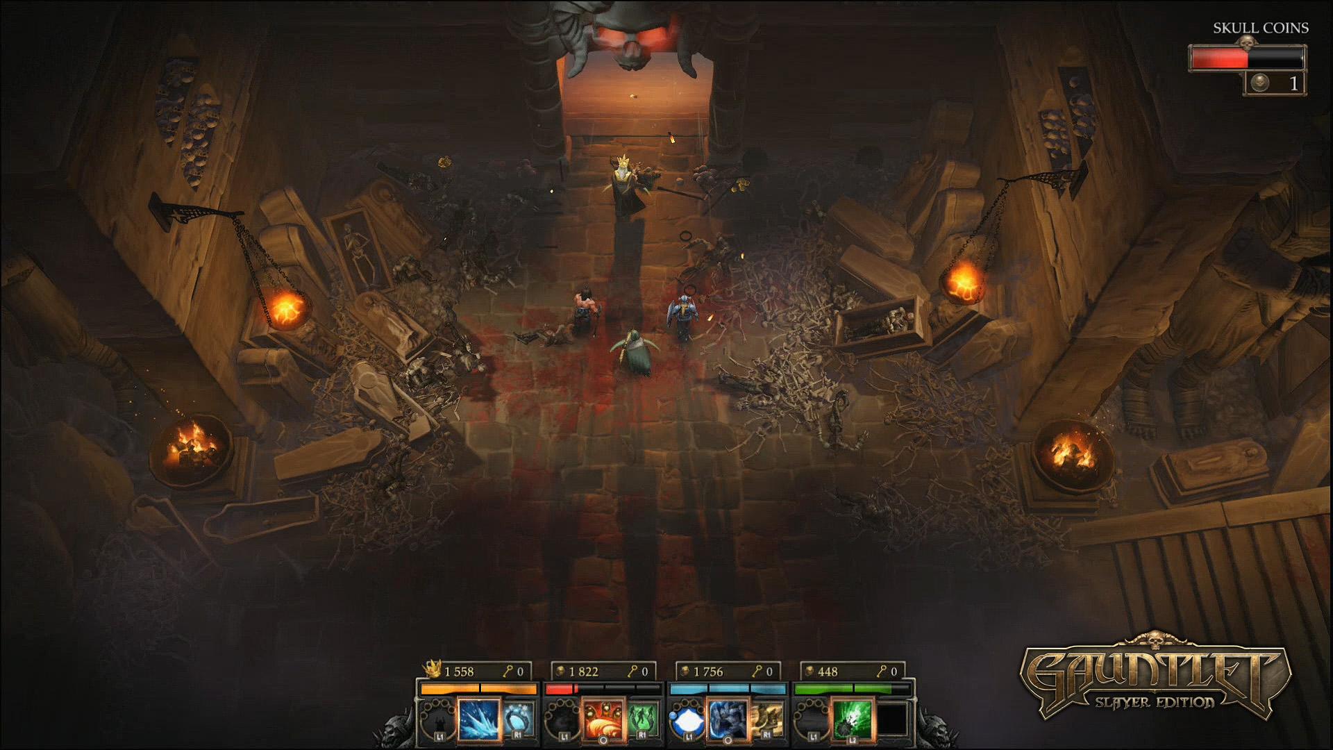 Gauntlet Slayer Edition gameplay 4