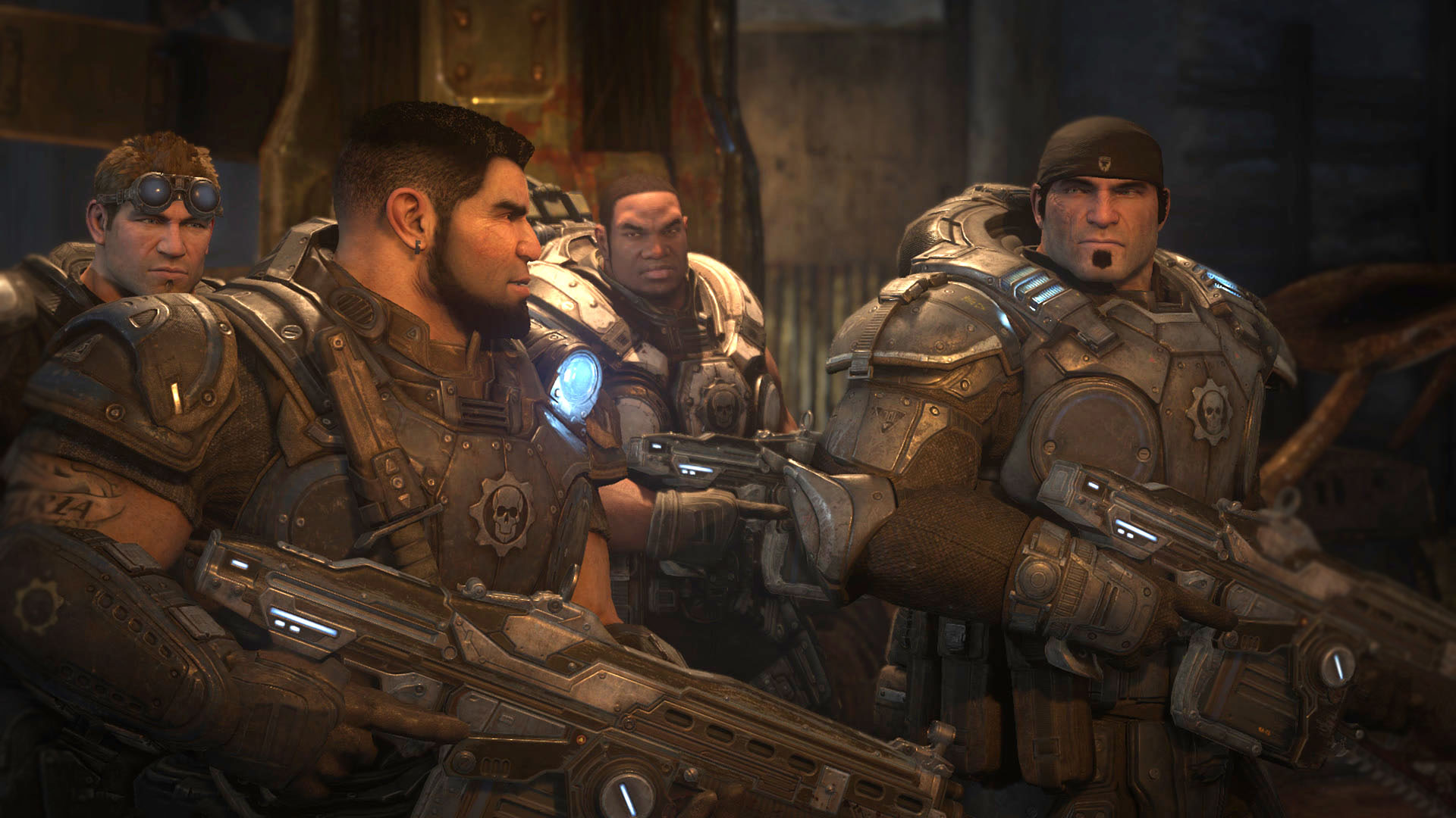 Gears of War Ultimate Edition b