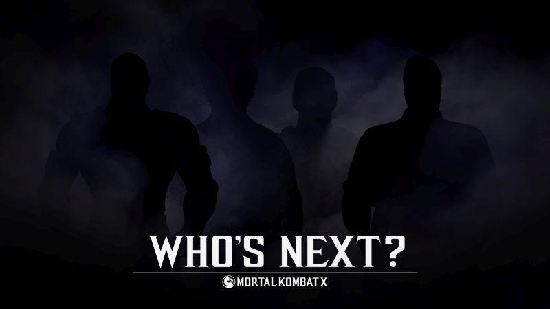MK X annuncio quattro nuovi personaggi