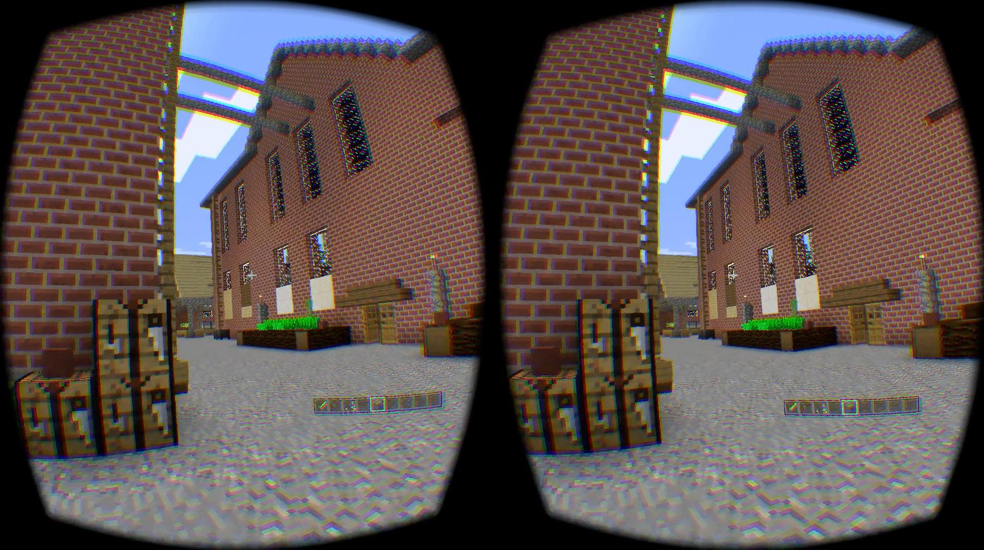 Minecrift-Oculus-Rift