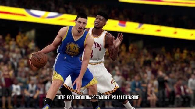 NBA 2K16 Living World