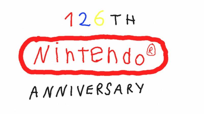 Nintendo 126 anni