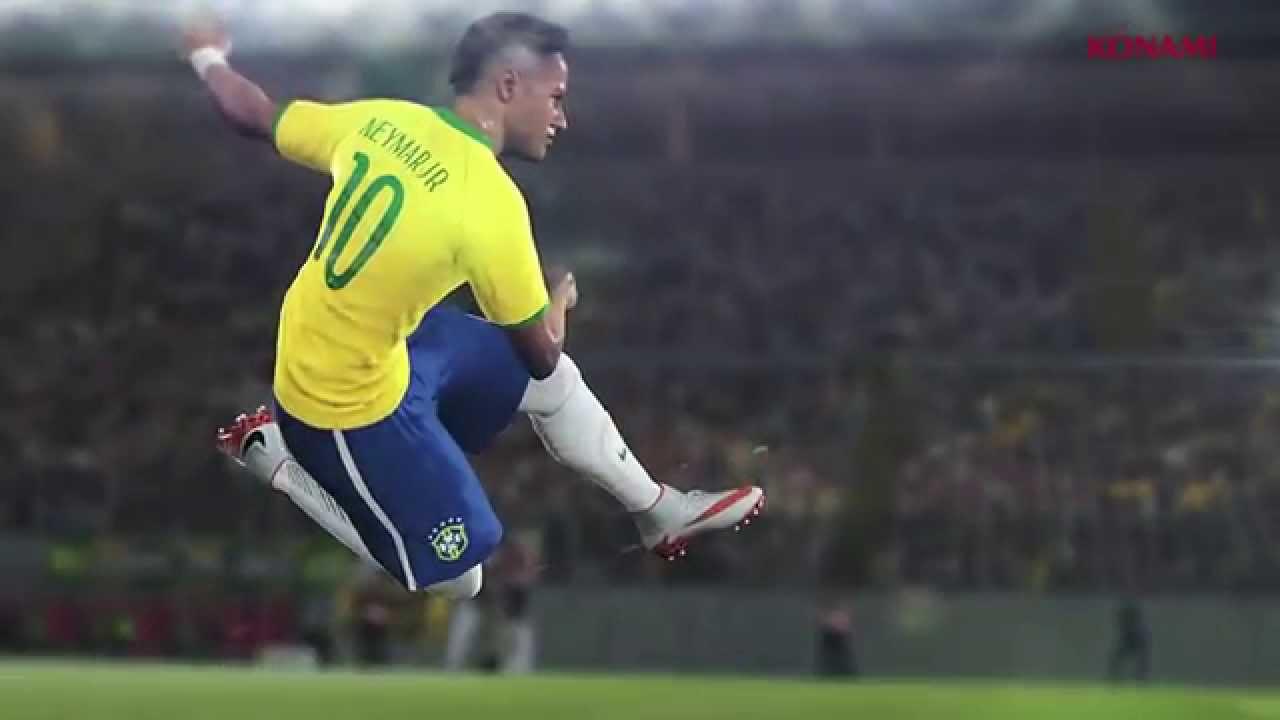 PES 2016 neymar