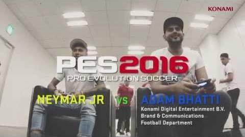 PES 2016 trailer di lancio