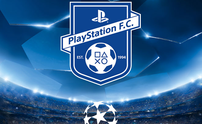 PlayStation F.C. UEFA Champions League